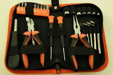 28 PIECE HANDY MOTORCYCLE TOOL KIT WITH ZIPPER CASE HIGH QUALITY 50% OFF RRPSALE