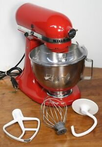 Kitchenaid Ultra Power Stand Mixer 300w Bowl Amp 3