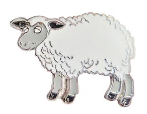 Sheep Pin Badge