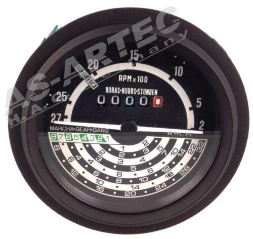 2130 Traktormeter AL30802 32km//h JD-1535 John Deere 1130