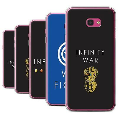 Gel/tpu Hülle/case Für Samsung Galaxy J4 Plus 2018/infinity War Inspiriert Cases, Covers & Skins Cell Phones & Accessories