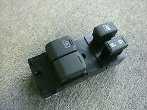 25401-ZP50A Driver Side Power Window Switch for Nissan Frontier 2007 2008 2009 2010 2011 2012 2013 2014 2015 2016 2017