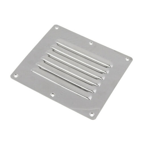 Air Vent Cover Plate Ventilation Louver Boat 304 Stainless Steel