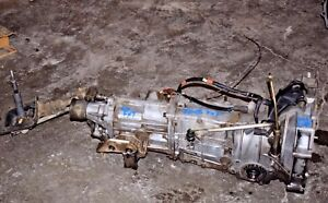 2001 subaru forester transmission oil