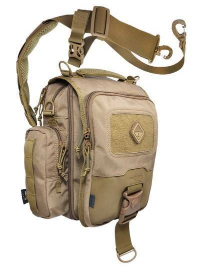 Hazard 4 MSG-KTO Kato Tablet Netbook Mini Messenger Bag Tactical Gear - Coyote