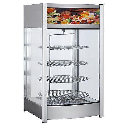 Heiße Theke Pizzavitrine Modell NIKLAS, Inhalt 97 Liter von Saro