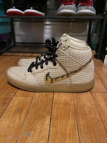 Nike Sb Dunk High Chicken And Waffle Sz 11