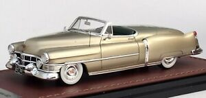 Glm-models glm122701 scala 1//43 cadillac series 62 special roadster open 1952
