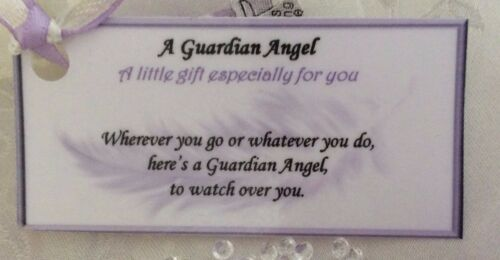 Cheap guardian angel thank you gift for Teaching Assistant TA End of term gift
