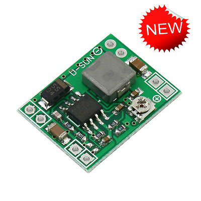 NEW Mini 3A DC-DC Converter Adjustable Step down Power Supply Module LM2596s