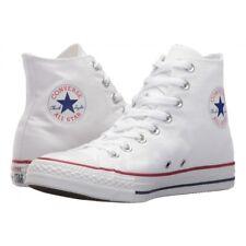 62ec18f7927 Converse Chuck Taylor All Star High Top Canvas Sneaker Optical White M7650
