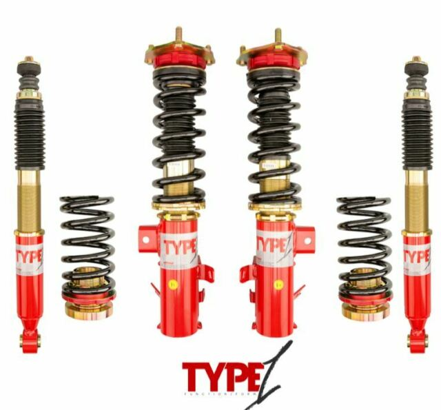 Function & Form F2 Type 1 Adjustable Coilovers Kit For ILX