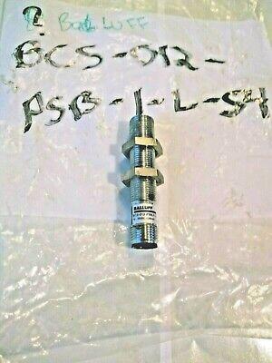 ; capacitativo sensor New Balluff BCS 012-psb-1-l-s4 12-35 V DC