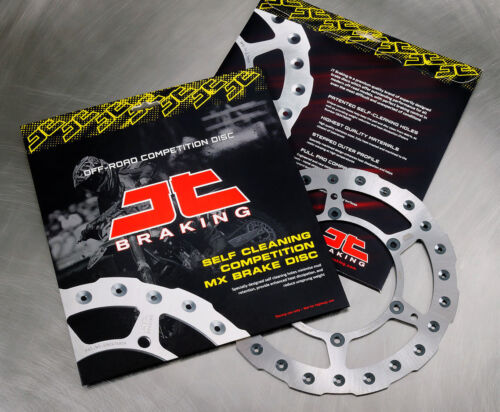 Honda CR250 R-2,3,4,5,6,7 02-07 JT Brakes Self Cleaning Rear Brake Disc
