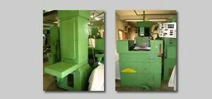 """24"""" Chk Elb SWR-60TNCK ROTARY SURFACE GRINDER, AUTO IDF, PROGRAMMABLE CYCLE,"""