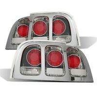 Cg Ford Mustang 94-98 Tail Light Chrome on sale