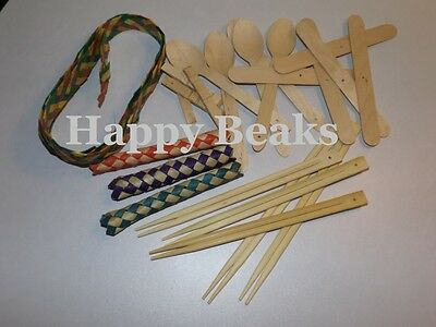 Bird Toy, Crunchy Pack, now 23 pieces - Great Value! - Happy Beaks
