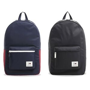 0c8eab175c9 Image is loading Tommy-Hilfiger-Backpack-Tommy-Jeans-Urban-Tech-Laptop-