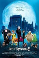 Hotel Transylvania 2 - 11.25x17 D/s Original Promo Movie Poster 2015 Mint