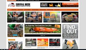 Survival-Guides-Affiliate-product-website-100-automated-Premium-designed