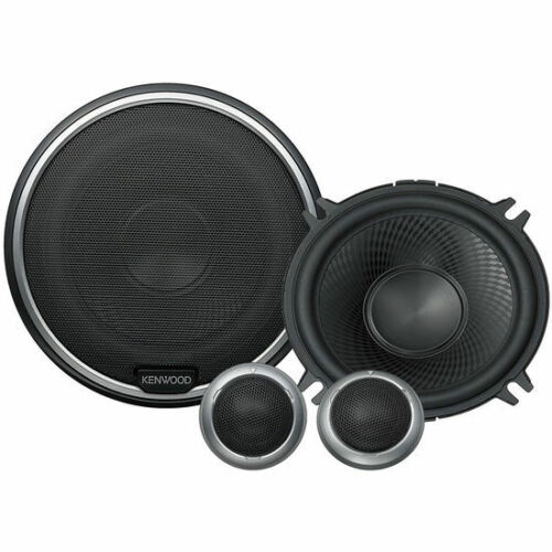 """KENWOOD 90W 5.25/"""" Performance Component Car Stereo Speaker SystemKFC-P510PS"""