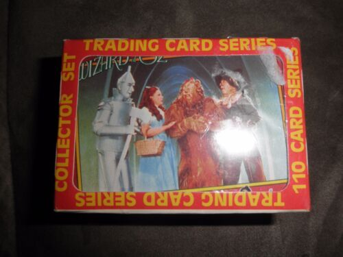 1990 Sealed The Wizard of Oz Pacific Trading Cards Collectors Set 110 Cards