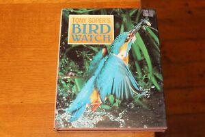 Tony-Soper-039-s-Bird-Watch-HB-Book-Soper-British-Birds-Feeding-Ornithology