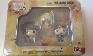 Pack 3 Figurines Horror Pocket Pop 4cm 0849803048693 Funko