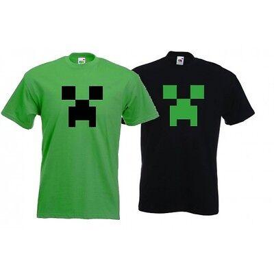 Minecraft T-shirt Kids Sizes NEW