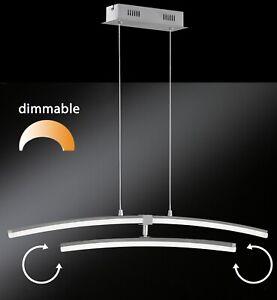 Esstisch Lampe LED dimmbar Esstisch Leuchte verstellbar Esstisch Hängelampe