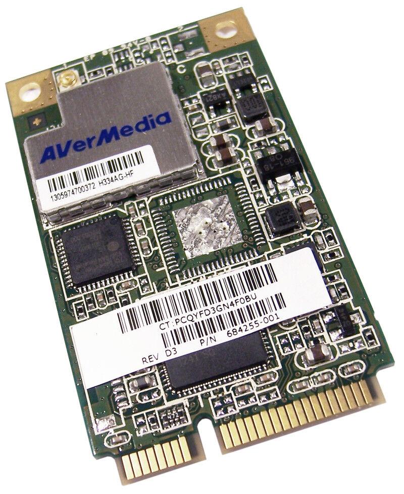 HP GoldenEye2 USB Hybrid TV Tuner New 684255-001 ATSC/QAM/NTSC