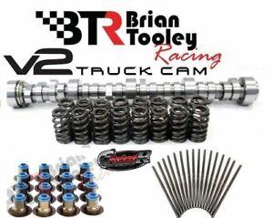 Brian Tooley Racing BTR Truck Stage 2 V2 Cam Spring Pushrod Kit 5.3 6.0 Vortec