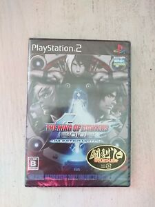 THE KING OF FIGHTERS 2002 UNLIMITED MATCH Playstation 2 jap