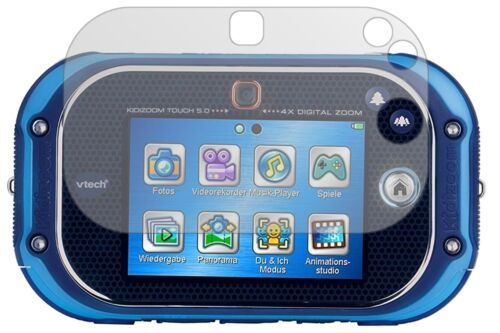 2x Vtech Kidizoom Touch 5.0 Protector de Pantalla protectores mate dipos