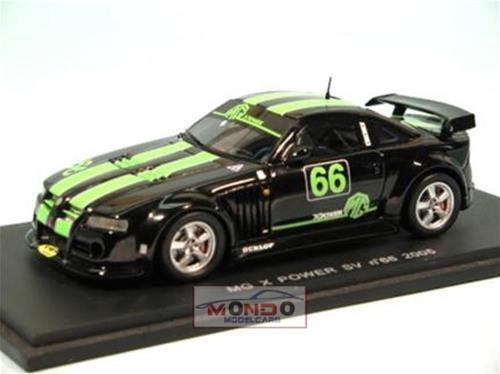 MG SVR X POWER 2005 1:43 Spark SP0437