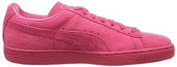 PUMA Damen Suede Classic +Colored Wn's rose red-rose red Damen PUMA Sneaker  Gr. 40 f024e0
