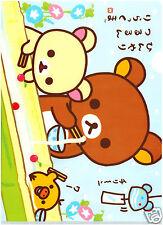 San-x Rilakkuma & Friends Ramen Party Kawaii File Folder