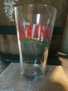 2-SARANAC-PALE-ALE-Pint-Style-Glass-CLOSE-OUT-SPECIAL