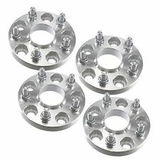 Set of 4 20mm Hubcentric Wheel Spacers | 5x100 Scion FRS FR-S (GT86) Subrau BRZ