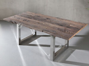 200cm Schwemmholz Treibholz Esstisch Tisch Möbel Deko Shabby Chic
