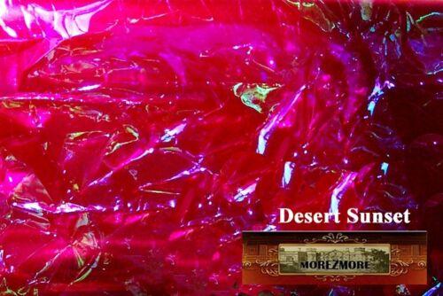 M00280 MOREZMORE Angelina Fantasy Film DESERT SUNSET PINK Bondable 50/'