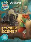 Disney Zootopia Sticker Scenes: Over 40 Stickers by Parragon Books Ltd (Paperback / softback, 2016)
