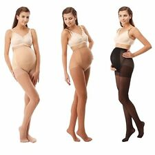 Pregnant Women Maternity Leggings Stocking Socks Pants Full Foot Trousers