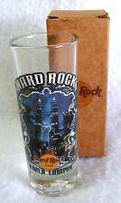 KUALA LUMPUR Tall Shot Glass HARD ROCK CAFE Shooter New in Box Jigger