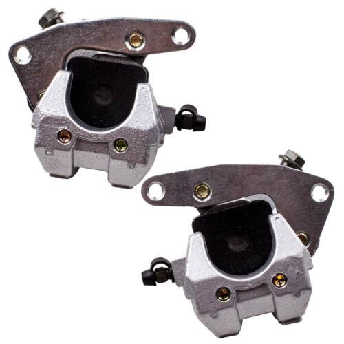 Front Brake Caliper Set for Honda Sportrax TRX 400EX TRX 300EX TRX 250EX L R