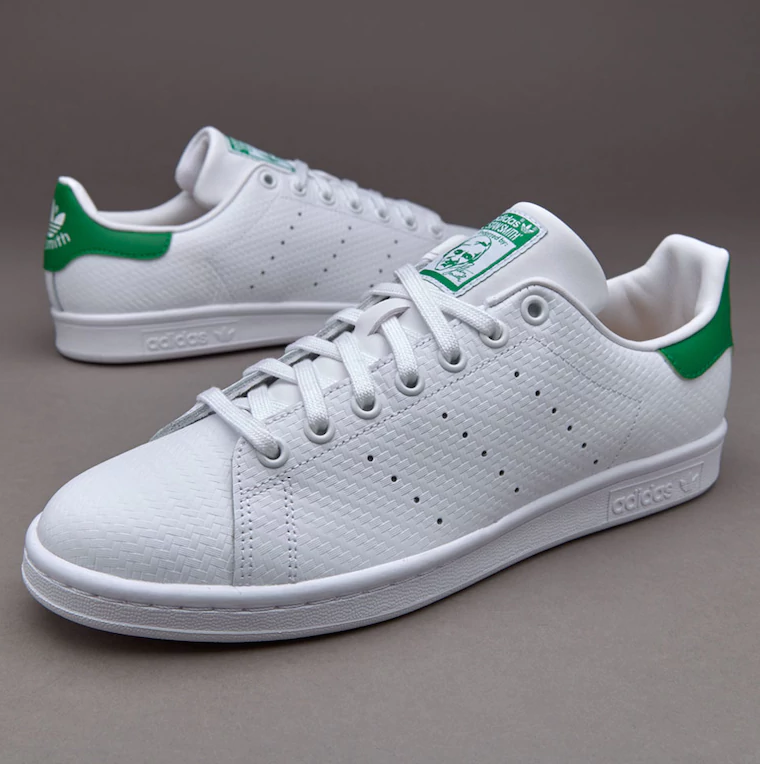 Adidas Originals Stan Smith S80029 Mens Casual Casual Casual Walking Leather schuhe Weiß 22c593