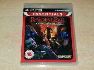 Resident-Evil-Operation-Raccoon-City-ps3-Playstation-3-Essentials