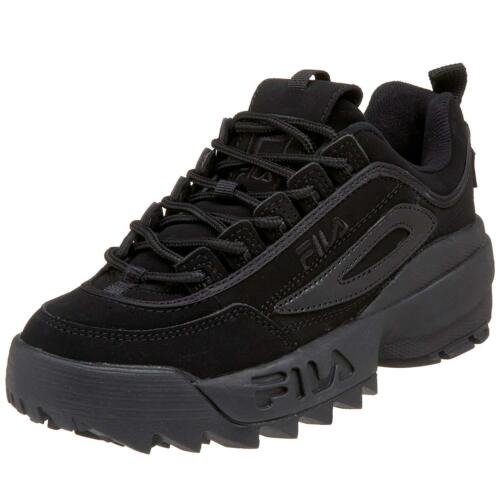 Black Ii Moda Taglie Sneakers Scarpe Mens Disruptor All Hi Suede Sole 2 Fila I1qwnTS5Rx