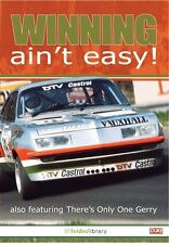 Winning Ain't Easy (New DVD) Vauxhall Motorsport Manx Rally 1975 Gerry Marshall
