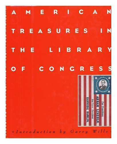 American Treasures in the Library of Congress: Memory, Reason, Imagination /...